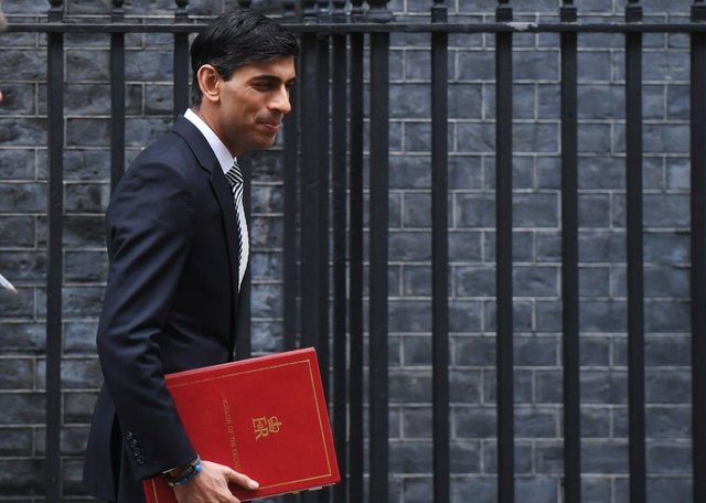Rishi Sunak is set to provide an economic update this Wednesday (Getty Images)