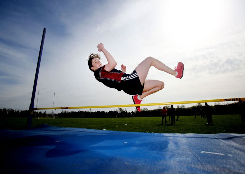 60th anniversary of world high jump record marked in ...