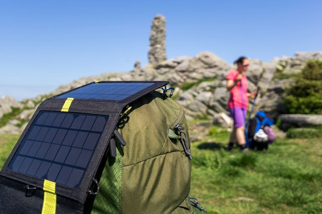 <p>Best portable solar chargers for camping UK 2021</p>