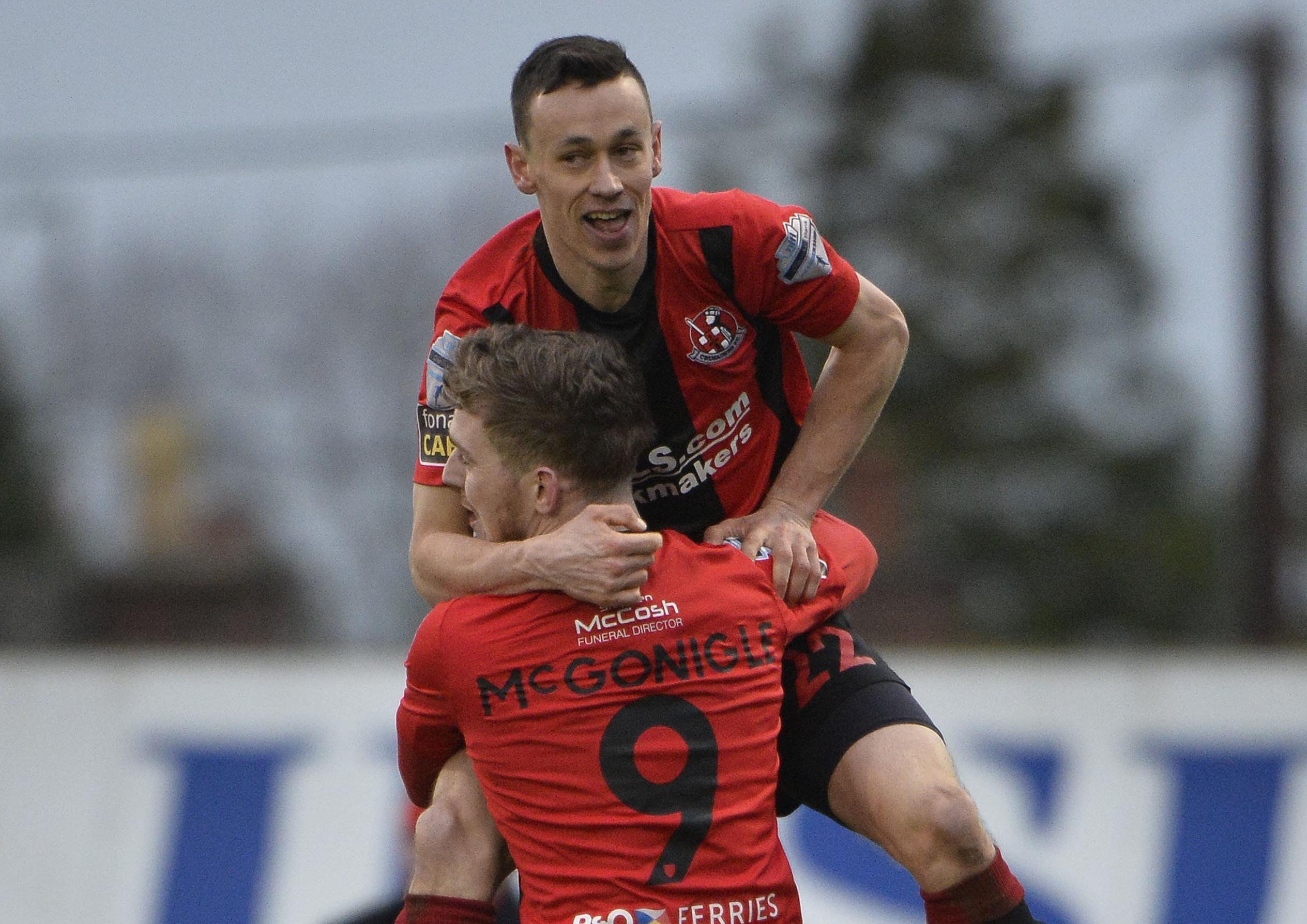 Weather woe key for Stephen Baxter as Crusaders lose the lead in Lurgan