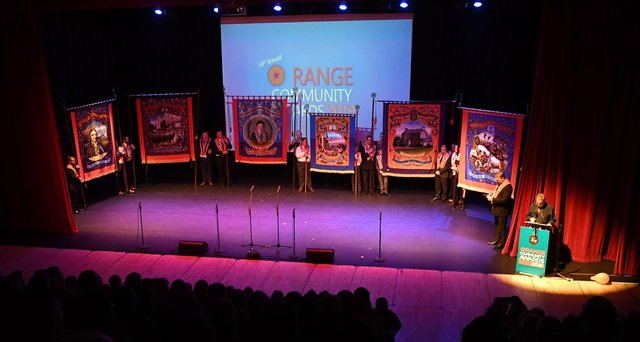 Community awards show that there's much more to Orange Order than marching