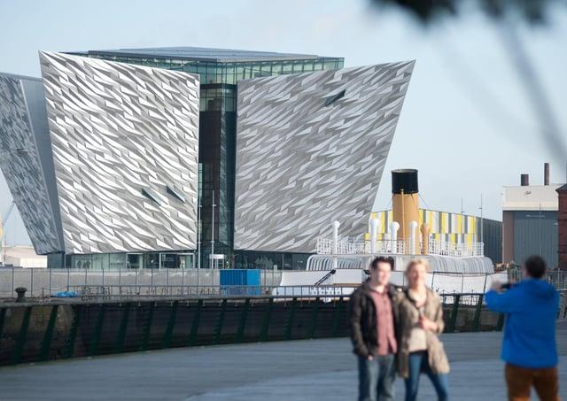 Titanic Belfast has reopened