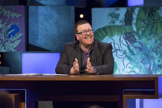Frankie Boyle returns for his fourth series but will he keep it sweet?