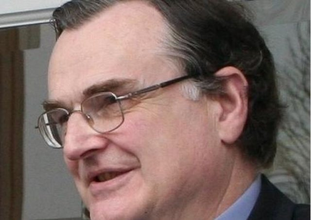 Canon Ian M Ellis, who is a former editor of The Church of Ireland Gazette.