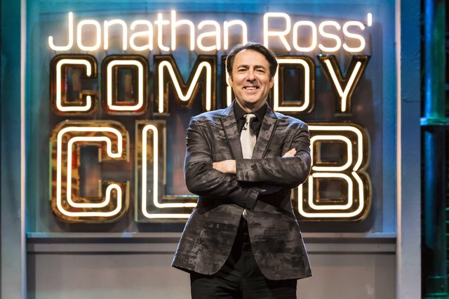 Jonathan is a passionate promotor of comedy