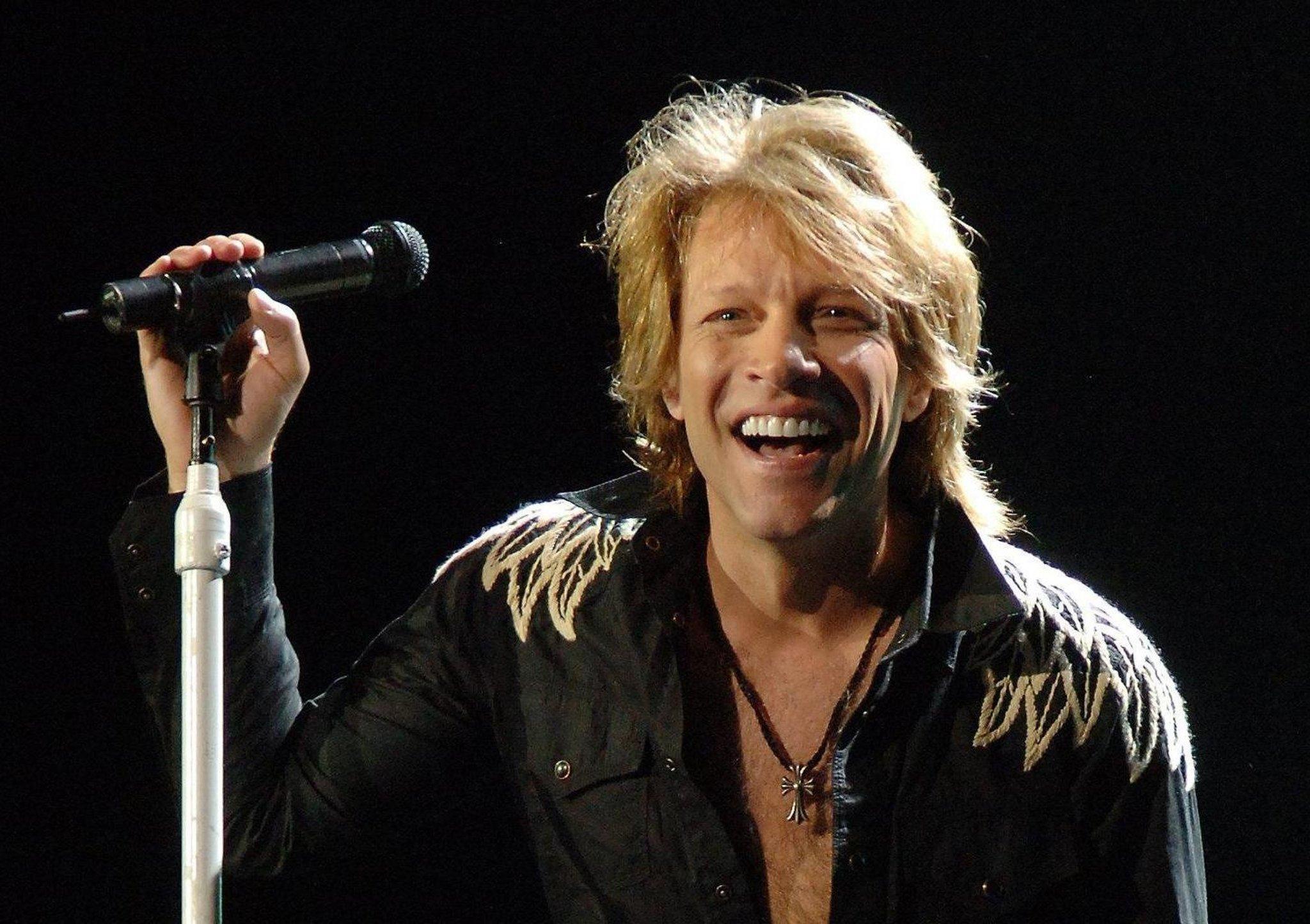 Jon Bon Jovi S Orangemen Beat Up Bono Gaffe Sparks U2 Alternative Facts Trend Belfast News Letter