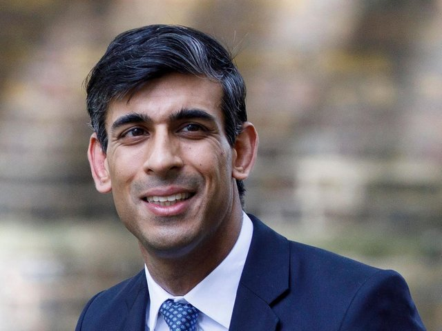 The Chancellor of the Exchequer, Rishi Sunak