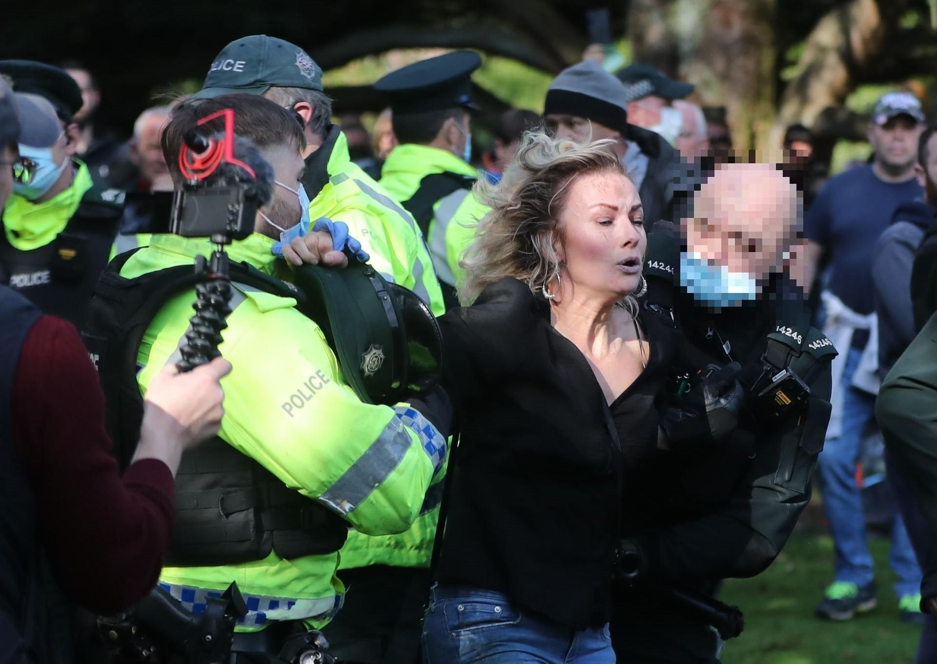LIVE UPDATES: Coronavirus NI - 'You absolute moron' - Armagh City Banbridge and Craigavon councillor in social media row with conspiracy theorist Jim Corr over Stormont protests on Sunday