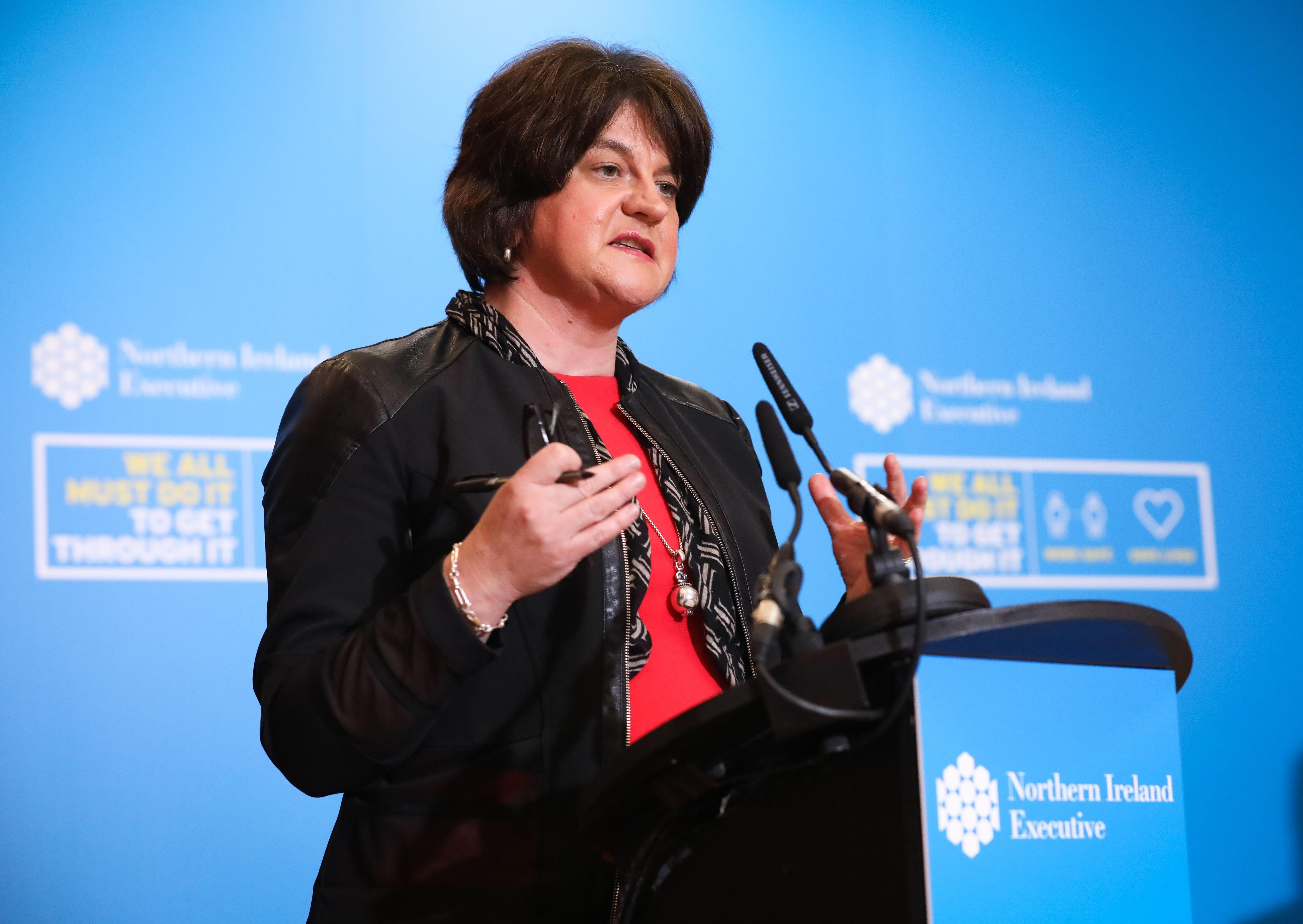 Arlene Foster article in full: There are no easy answers to Covid — the threat is real, yet we cannot keep closing the country down
