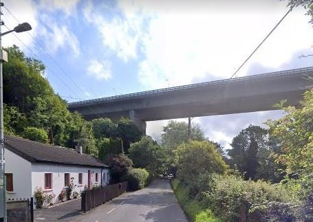 'Family tragedy' - Seven month-old baby boy found dead - body of woman discovred near road bridge