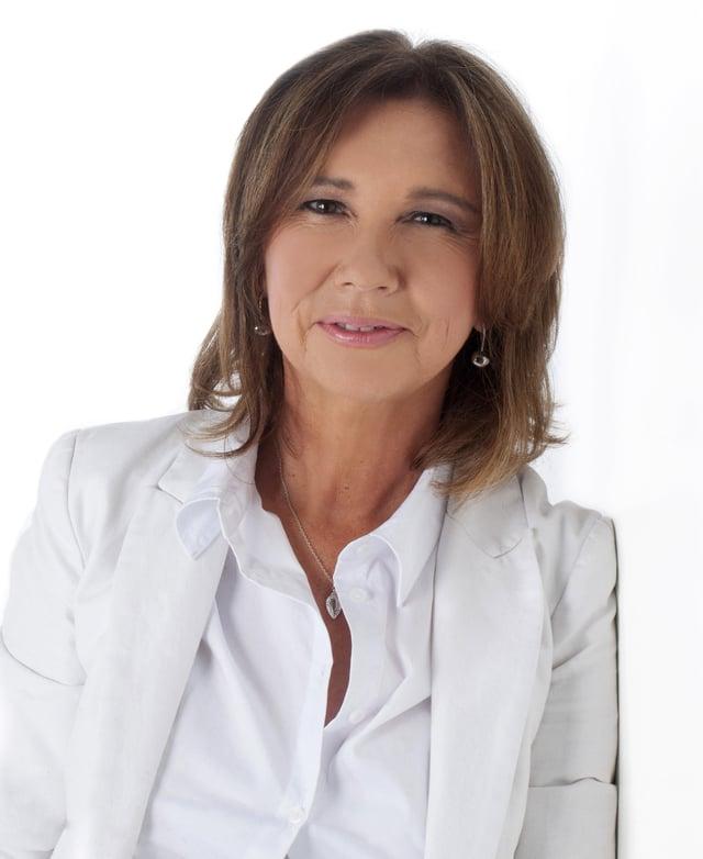Coleraine business woman and author Michelle Lestas
