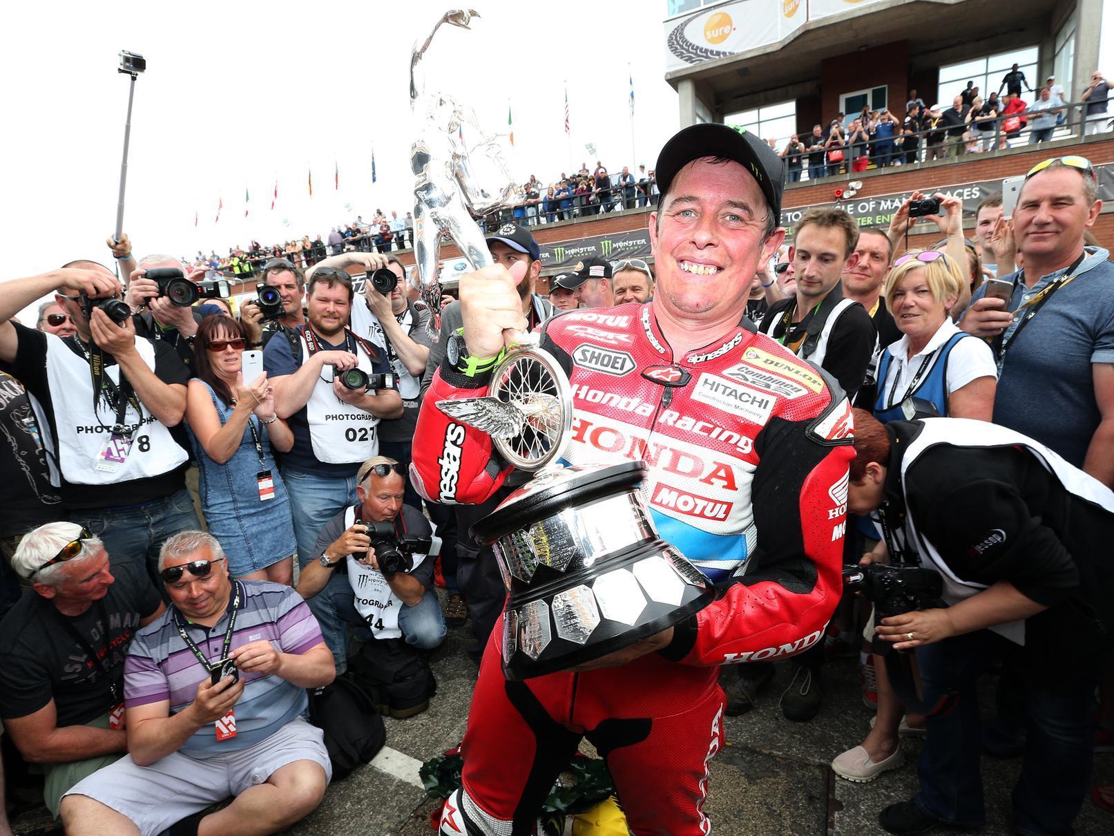 John McGuinness left 'feeling empty' following cancellation of 2021 Isle of Man TT | Belfast ...