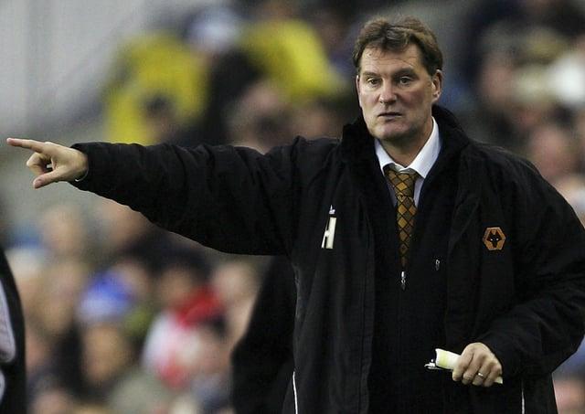 Flashback Former England Manager Glenn Hoddle Takes Over As Wolves Boss In 2004 Belfast News Letter