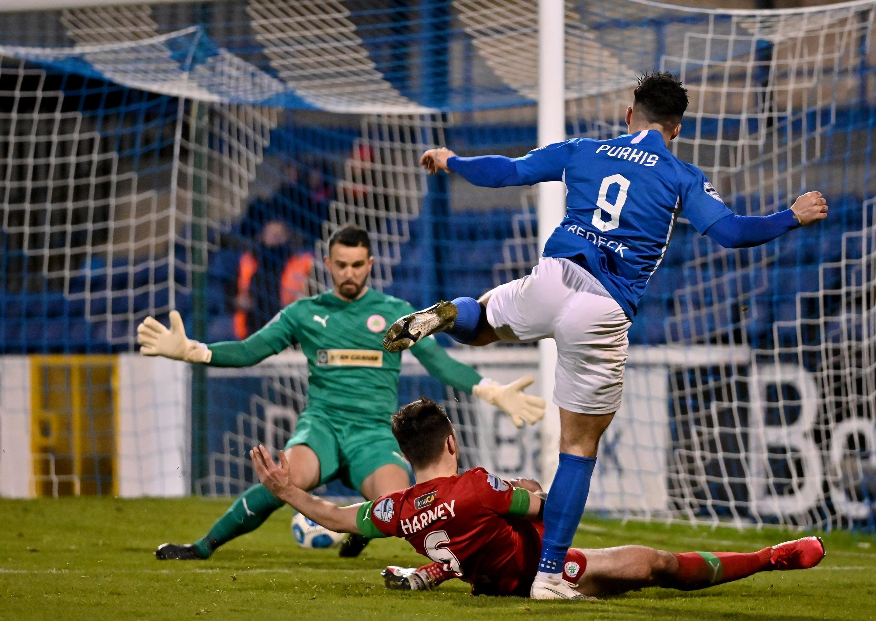 Glenavon reward as Danny Purkis 'gamble' pays off over Cliftonville |  Belfast News Letter