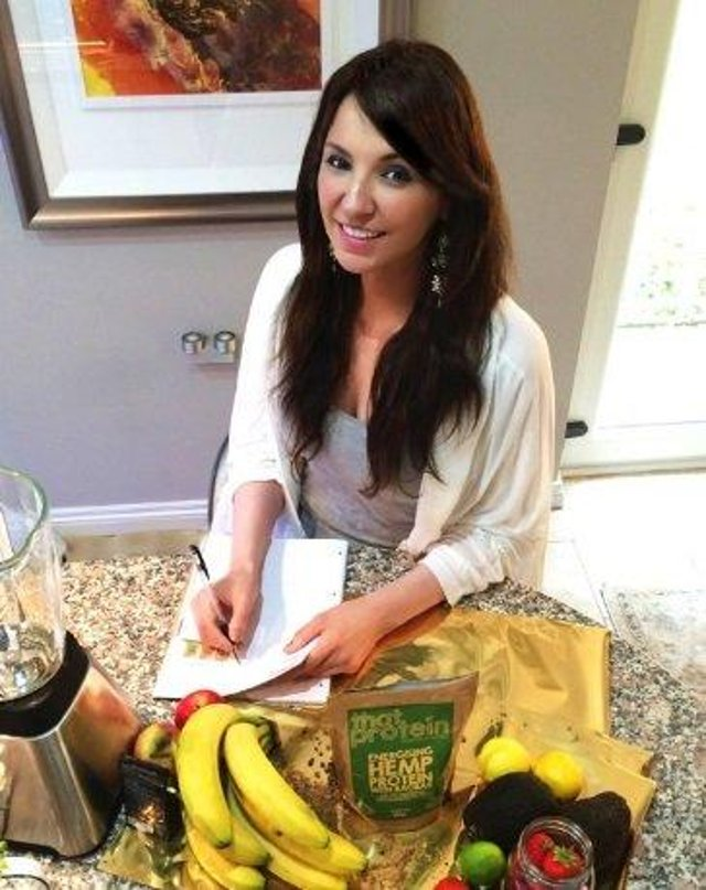 Darlene McCormick of That Protein has just launched a super protein organic porridge