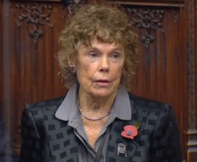 Baroness Hoey