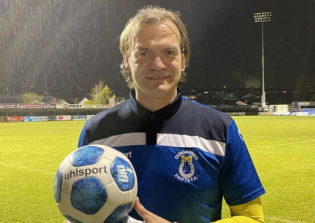 Roy Carroll highlights 'pull' behind Dungannon Swifts deal   Belfast News  Letter