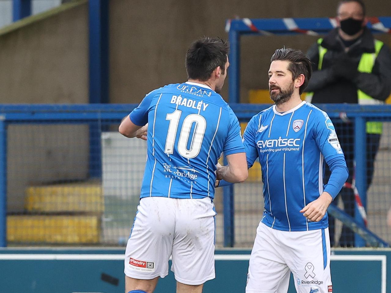 HOW FANS REACTED: Coleraine 2 Crusaders 1   Belfast News Letter