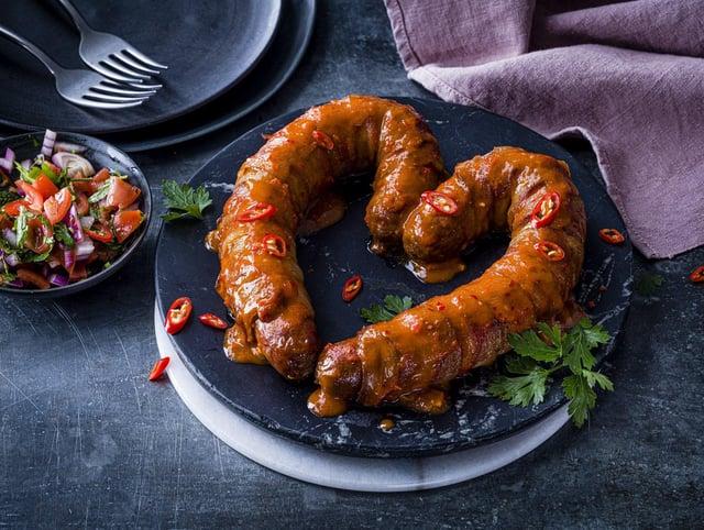 The M&S Love Sausage