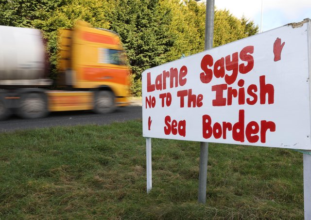 The MEPs warned that societal tensions in Northern Ireland had been heightened by recent events
