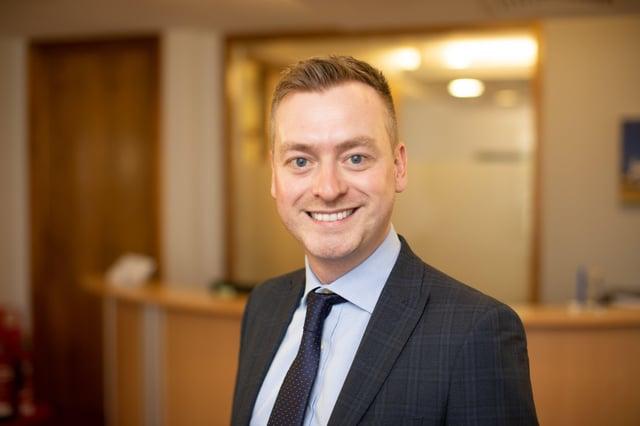 David Mitchell of Belfast-based law firm Millar McCall Wylie