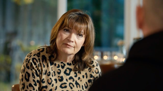 Another person who remembers the fateful day very vividly is Lorraine Kelly