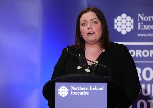 Sinn Fein's Deirdre Hargey said the party wants women to get the 'compassionate health care they are legally entitled to'