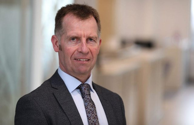 Ian Henry, President Northern Ireland Chamber of Commerce and Industry