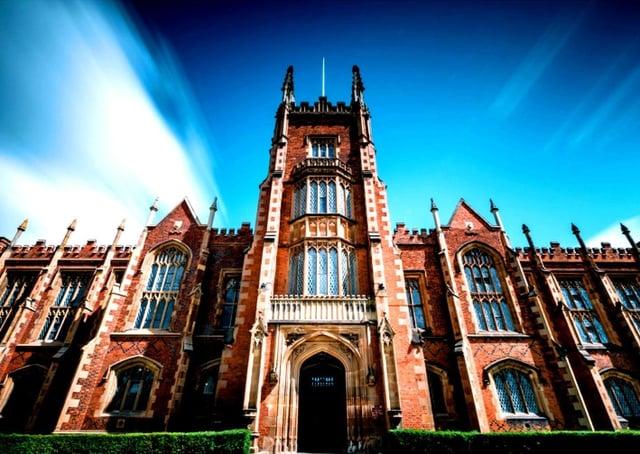 Queen's University Belfast's Centre for Gender in Politics was among the signatories
