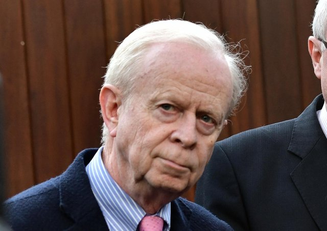 Lord Empey is a former leader of the Ulster Unionist Party