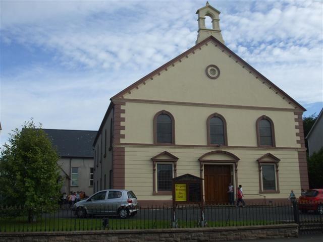 Molesworth Presbyterian Church. Picture: geograph.org.uk