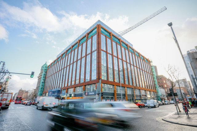 Merchant Square will be the new premises for PwC in NI