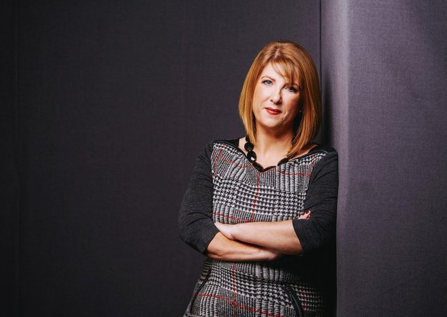 Derry woman Janice Gault, CEO NI Hotels Federation.