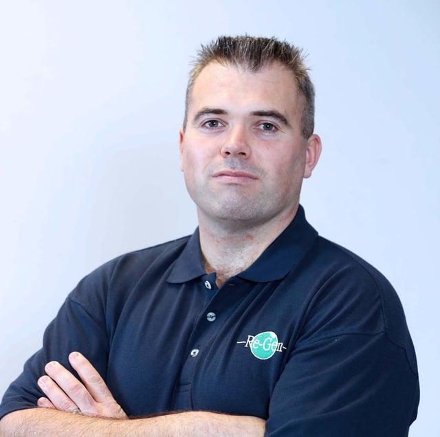 Re-Gen Waste Managing Director, Joseph Doherty