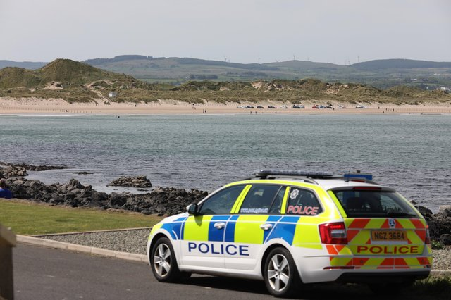 Police have urged people to abide by regulations