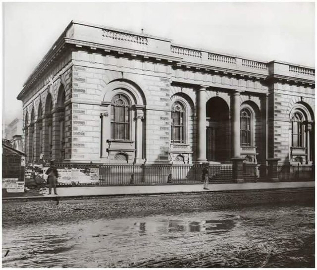 Northern Bank's Foreign Department Head Office, Victoria Street