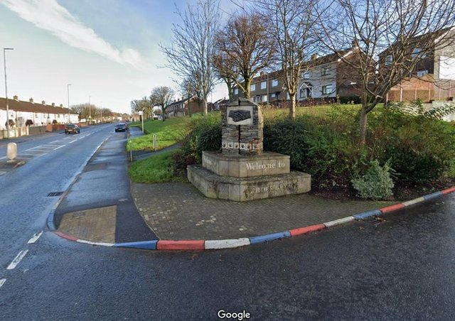 Lincoln Court estate. Google StreetView