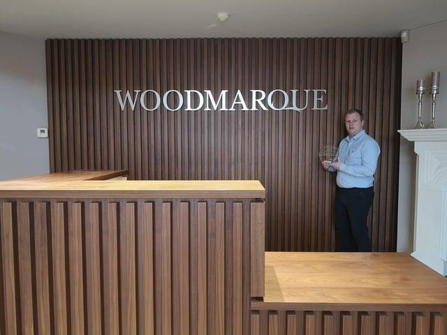 Woodmarque MD, Ronan Quinn