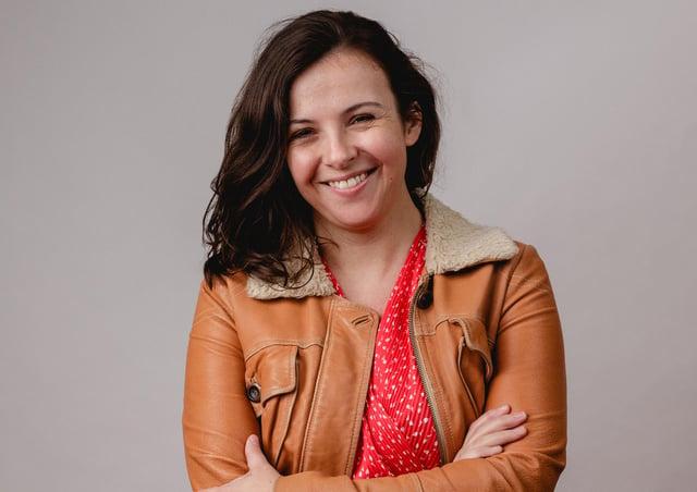 Prodigious talent: Author Claire McGowan