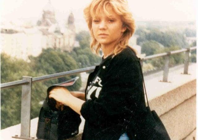 German backpacker Inga Maria Hauser went missing 33 years ago this week