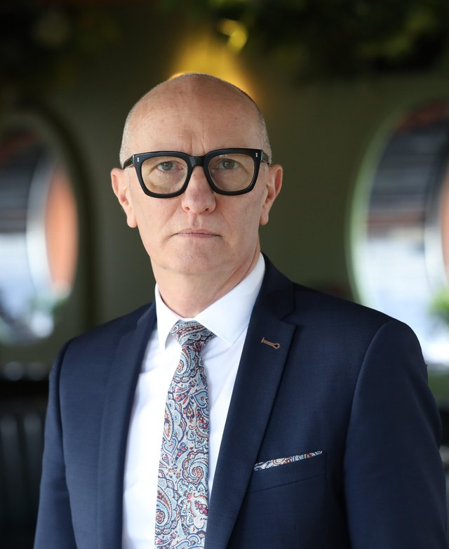 Hospitality Ulster's Colin Neill