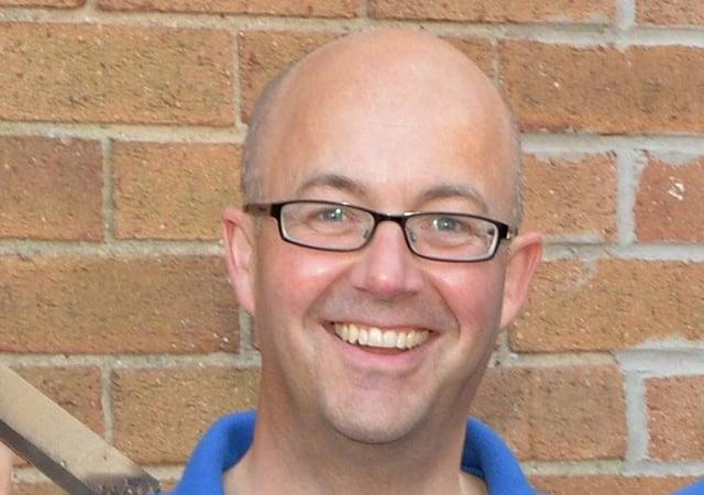 Rev Cecil Grant