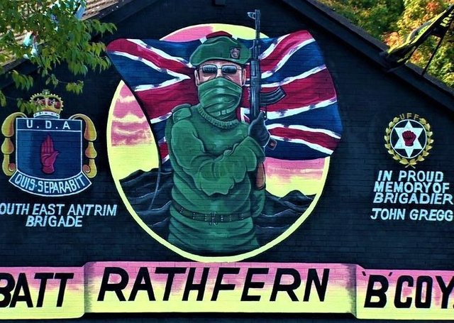 The South East Antrim UDA (SEA UDA) has long operated largely seperately from the main bulk of the organisation, headquartered in south Belfast