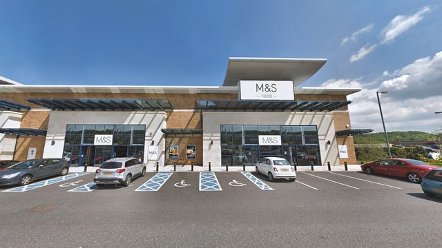 The site of the proposed new M&S store at Coleraine's Riverside Retail Park