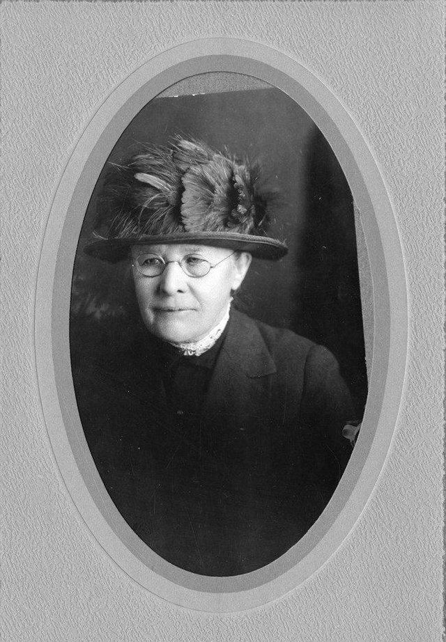 Nellie Cashman in the early 1920s, after retiring to Victoria, Canada