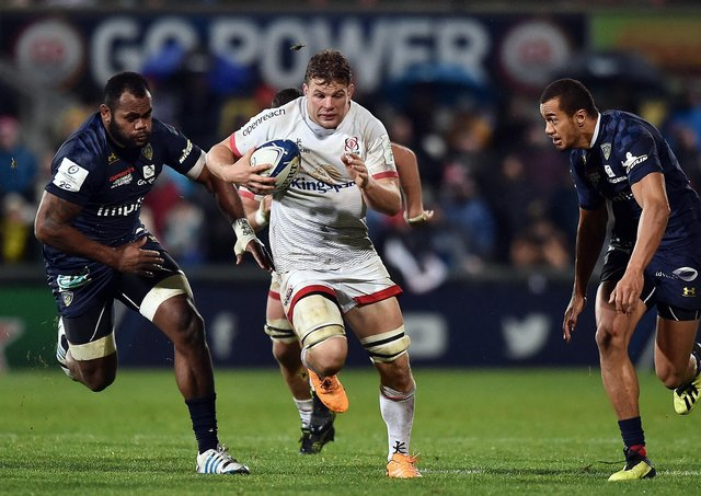Jordi Murphy of Ulster. (Photo by Charles McQuillan/Getty Images)