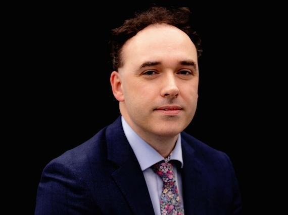 Damien O'Callaghan, the new group managing director at Draperstown-based Heron Bros.