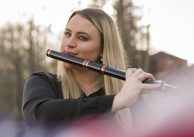 Martha Guiney, from Newry, will play at two US St Patrick's Day events