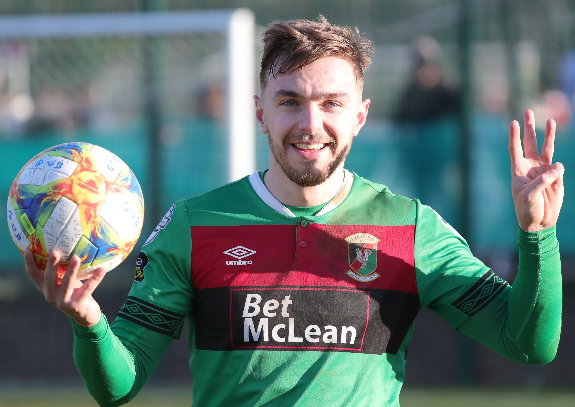MY TOP 10 PLAYERS: Robbie McDaid   Belfast News Letter