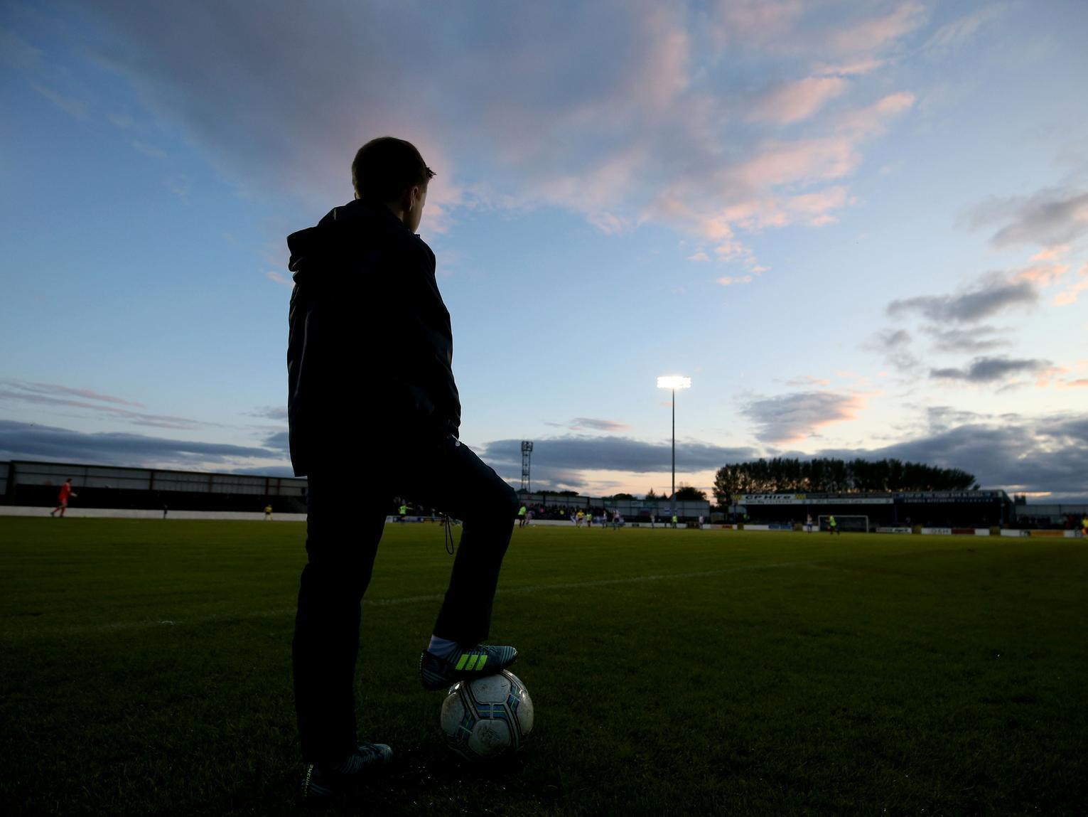 Irish FA chief executive calls for financial support for senior clubs